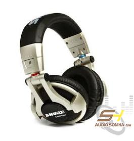 Tai nghe Shure SRH750DJ
