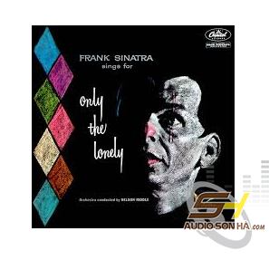 LP Frank Sinatra Sings For Only The Lonely