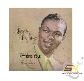 LP Nat King Cole‎, Love Is The Thing