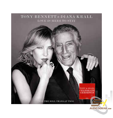 LP Tony Bennett & Diana Krall With Bill Charlap Trio, Love Is Here To Stay