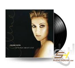 LP Celine Dion, Lets talk about love