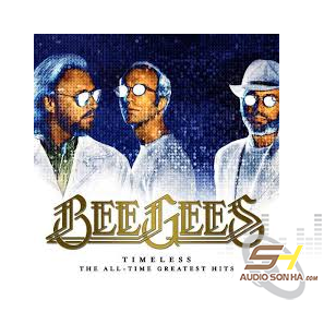 LP Bee Gees Timeless
