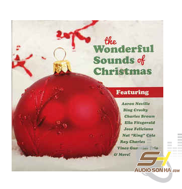 LP The Wonderful Sounds Of Christmas