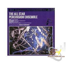The All Star Percussion Ensemble, SACD