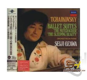 CD TCHAIKOVSKY Orchestre de Paris, Seiji Ozawa UHQCD