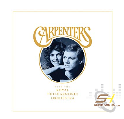 CD Carpenters With The Royal Philharmonic Orchestra