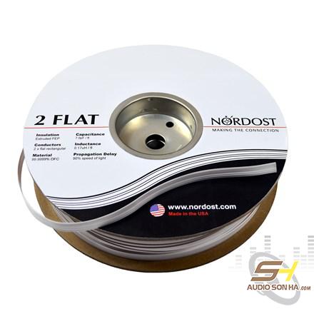 Nordost 2 Flat Bulk Speaker Cable (2FL) / Met