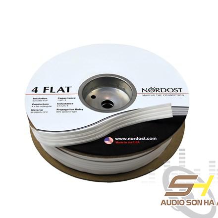Nordost 4 Flat Bulk Speaker Cable (4FL) / Met