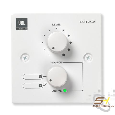 JBL CSR-2SV Volume & Sourse Controller