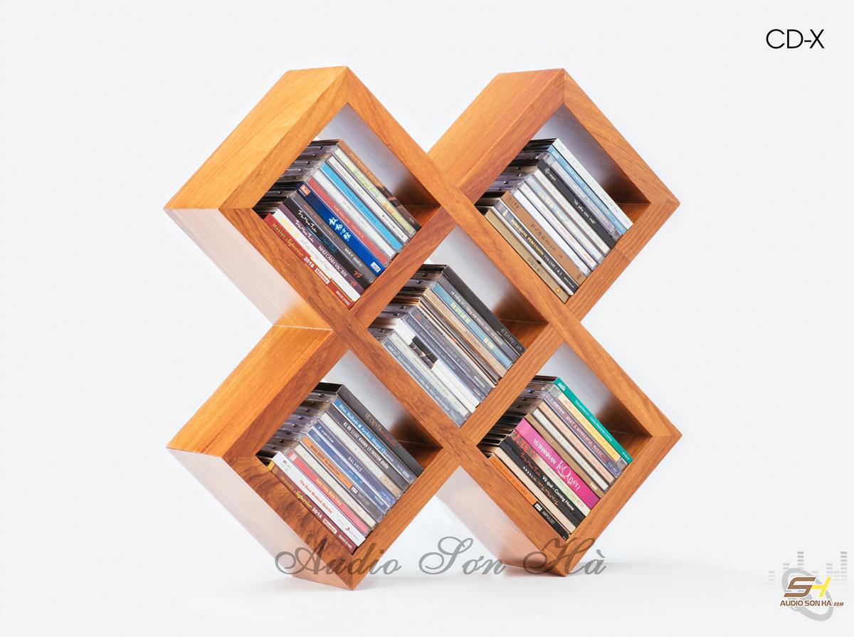 Kệ CD-X