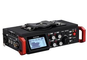 Máy ghi âm Tascam DR-701D