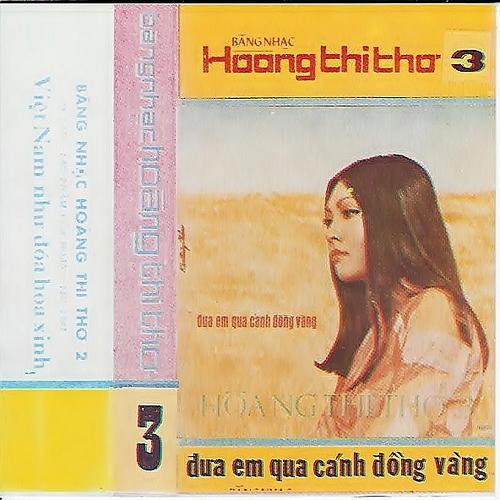 Băng Cassette Hoàng Thi Thơ 1,2,3