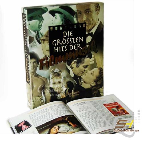 Băng Cassette Filmmusik, Die grossten Hits der /5 băng