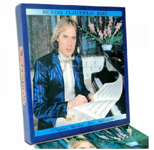 Băng Cassette Richard Clayderman Best /6 băng