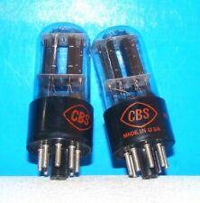 Bóng đèn CBS 6SN7GT Vacuum Tube / Cái