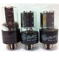 Bóng đèn GE 6SN7GT / 6SN7GTA / 6SN7GTB Vacuum Tube / Cái
