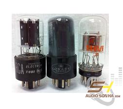 "Bóng đèn RCA 6SL7GT / Lowrey 6SL7GT / 6SL7GT ""Coin Base"" Vacuum Tube"