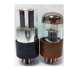Bóng đèn Sylvania 6SL7GT / 6SL7WGT Vacuum Tube