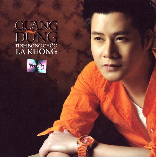 CD Tình Bỗng Chốc Là Không - Quang Dũng
