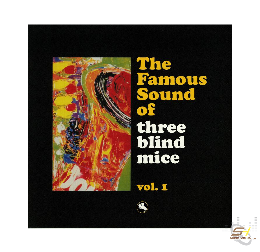 LP The Famous Sounds Of Three Blind Mice