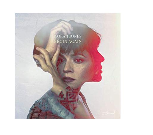 LP Norah Jones Begin Again