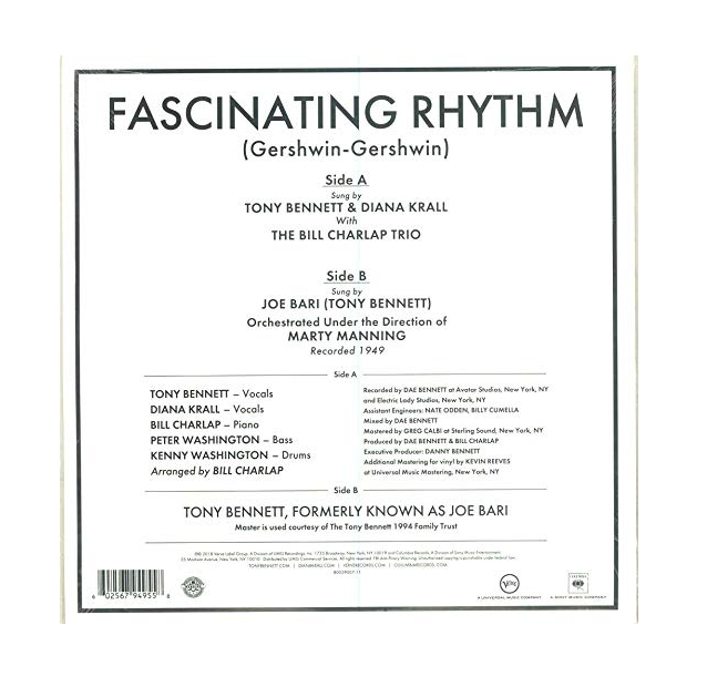 LP Fascinating Rhythm