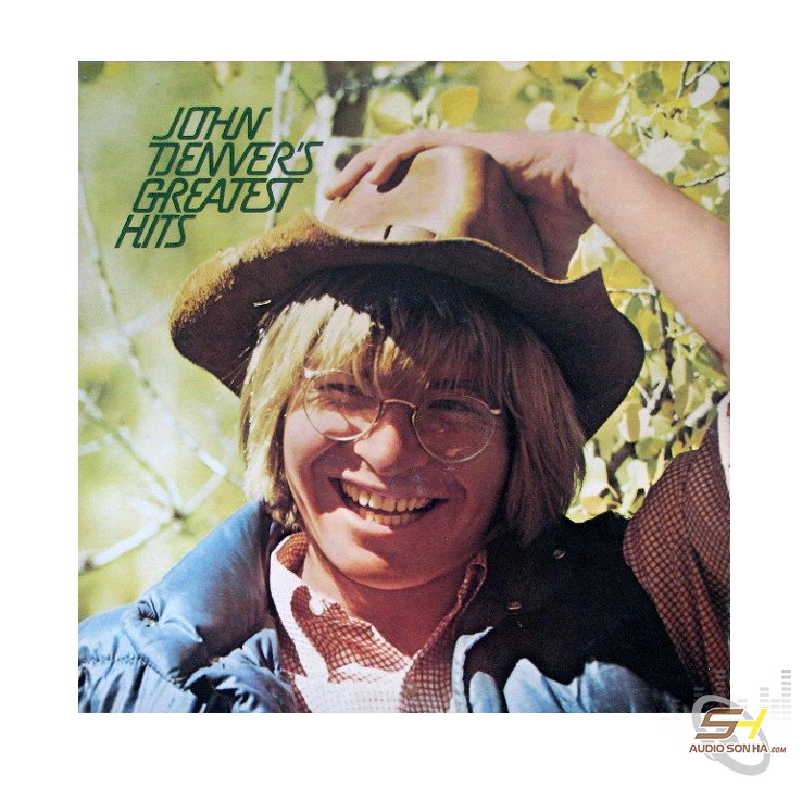 LP John Denvers Greatest Hits