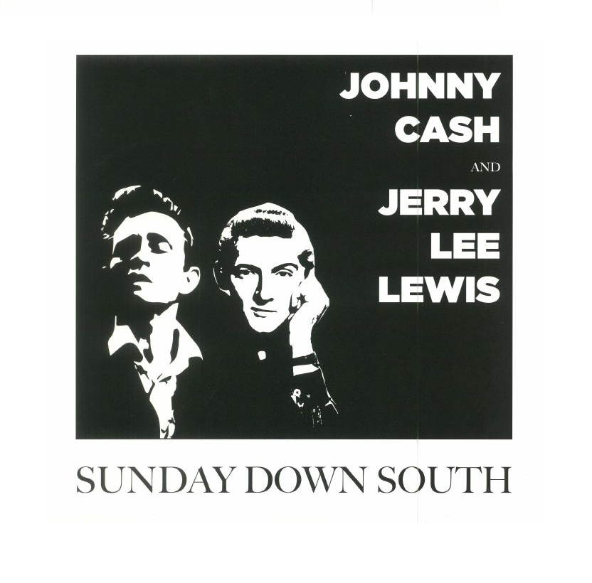 LP Sunday Down South, Johnny Cash/Jerry Lee Lewis