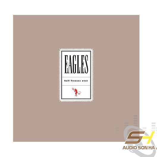 LP Eagles, Hell Freezes Over 25th Anniversary Edition