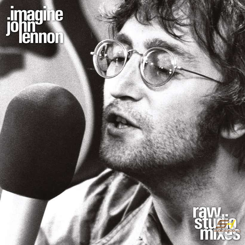 LP John Lennon's Imagine, Raw Studio Mixes