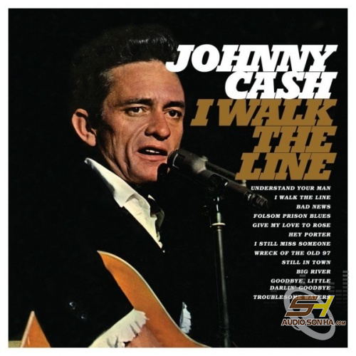 LP Johnny Cash, I Walk the Line