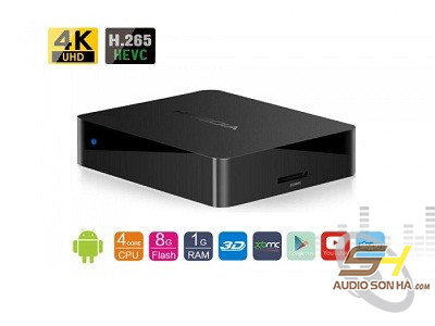 Himedia Q1 SmartBox Tivi