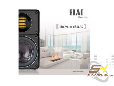CD The Voice Of ELAC
