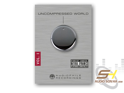 CD UNCOMPRESSED WORLD VOL. 1