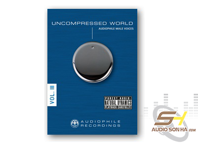 CD UNCOMPRESSED WORLD VOL. 3