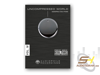 CD UNCOMPRESSED WORLD VOL. 4