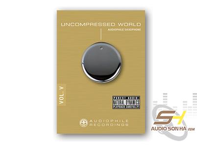 CD UNCOMPRESSED WORLD VOL. 5