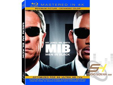 Đĩa The Men In Black - Mastered in 4K