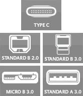 Nordost Frey 2 USB type A,B,C ( 1m )-0