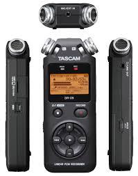 Máy ghi âm Tascam DR-05-0