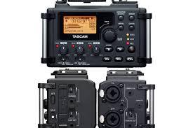 Máy ghi âm Tascam DR-60DMKII-1