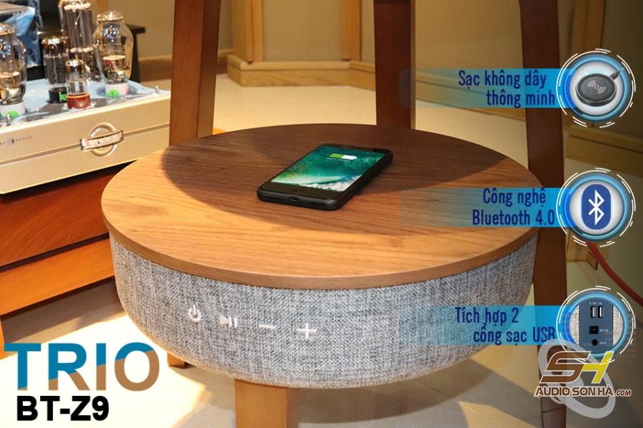 Loa Bluetooth thông minh TriO BT-Z9-0