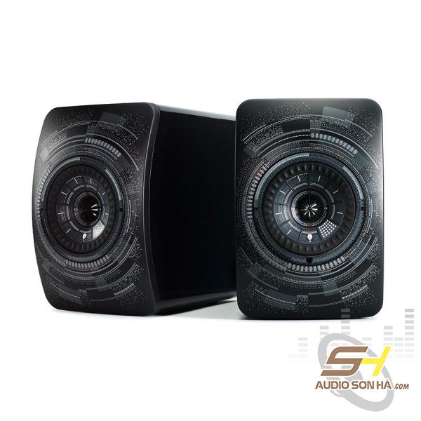 Loa KEF LS50 Wireless Nocturne (Cặp)-1