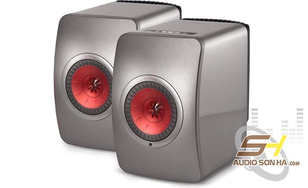 Loa KEF LS50 Wireless (Cặp)-1